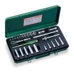 Mix Socket Wrench Set MX200