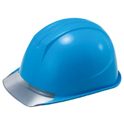 Helmet Equipped with Air Light High Ventilation Type, No Ventilation Holes, Made of PC, Transparent Visor