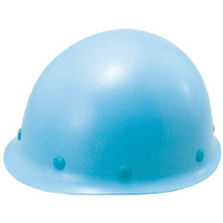 Helmet Equipped with Air Light High Ventilation Type, No Ventilation Holes, Made of Lightweight FRP, Karu-Metto