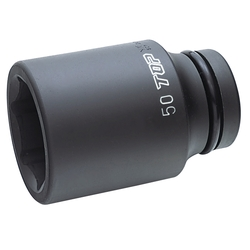 Impact Deep Socket (Pin 25.4 mm)