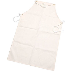 Flame Retardant Finish Protective Gear, Apron with Chest Cover
