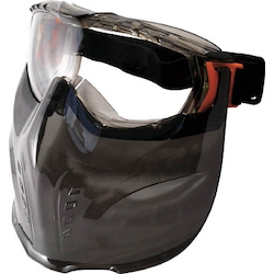 Safety Goggles (Ventilation / Soft Fit Type) Visor Included
