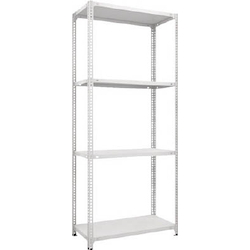 Semi-Boltless Lightweight Shelf (100 kg Type Height 2,100 mm)