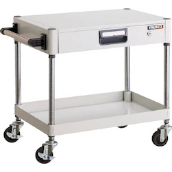 Phoenix Wagon (Noise Suppression Type with Thin Single-Level Drawers) Height 600 mm