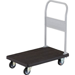 Electro-Conductive Resin Hand Truck Gran Cart, Fixed Handle Type