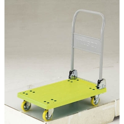Anti-Static Resin Trolley, Grand Cart, Foldable Handle Type