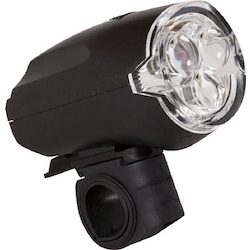 Bicycle Safety Light with Triple LED Lights