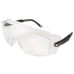 One-Piece Safety Glasses (Over-Glasses Type)