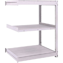 Medium Capacity Boltless Shelf Model TUG (300 kg Type, Height 1,200 mm, 3 Shelf Type) Linked Type (Height 1,200 mm, 3 Shelf Type)