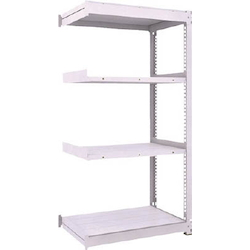 Medium Capacity Boltless Shelf Model TUG (300 kg Type, Height 1,800 mm, 4 Shelf Type) Linked Type (Height 1,800 mm, 4 Shelf Type)