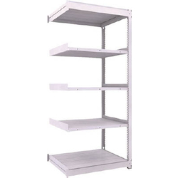Medium Capacity Boltless Shelf Model TUG (450 kg Type, Height 2,100 mm, 5 Shelf Type) Linked Type (Height 2,100 mm, 5 Shelf Type)
