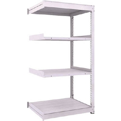 Medium Capacity Boltless Shelf Model TUG (600 kg Type, Height 1,800 mm, 4 Shelf Type) Linked Type (Height 1,800 mm, 4 Shelf Type)