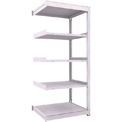 Medium Capacity Boltless Shelf Model TUG (600 kg Type, Height 2,100 mm, 5 Shelf Type) Linked Type (Height 2,100 mm, 5 Shelf Type)