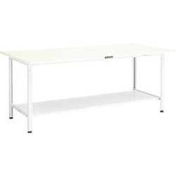 Light Work Bench with Lower Shelf Steel Tabletop Average Load (kg) 300