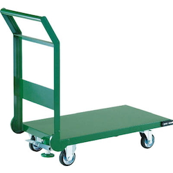 Steel Hand Truck, Electrically Conductive with Stoppers