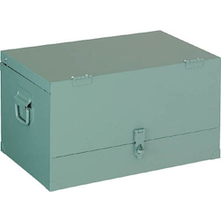 Medium Size Vehicle Mounted Tool Box with Door on Front (without Intermediate Tray)