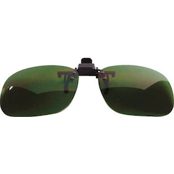 Clip Type Front-Attached Light Shielding Glasses