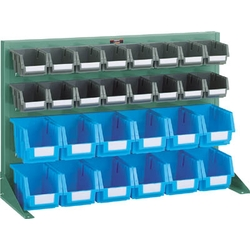 Panel Container Rack (Single-Sided, Tabletop Type)