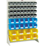 Panel Container Rack (Single-Sided, Floor-Mounted Type)