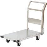 Stainless Steel Sheet Cart - Fixed Handle Type