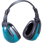 Earmuffs Foldable Type NRR Value 20 dB/24 dB