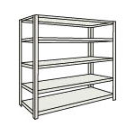 Small to Medium Capacity Boltless Shelf Model M2 (200 kg Type, Height 2,100 mm, 5 Shelf Type)
