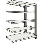 Medium Capacity Boltless Shelf Model M3 (300 kg Type, Height 1,800 mm, 5 Shelf Type)