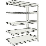 Medium Capacity Boltless Shelf Model M3 (300 kg Type, Height 2,100 mm, 5 Shelf Type)