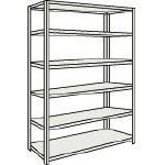 Medium Capacity Boltless Shelf Model M3 (300 kg Type, Height 2,100 mm, 6 Shelf Type)