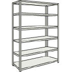 Medium Capacity Boltless Shelf Model M5 (500 kg Type, Height 2,100 mm, 6 Shelf Type)