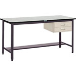 Standing Medium Work Bench with 2 Drawers Average Load (kg) 500
