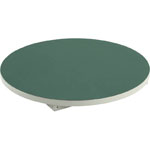Large Revolving Table with Antistatic Mat Surface Average Load (kg) 80