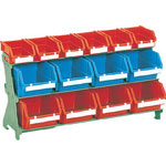Container Rack (Single-Sided, Tabletop Type)