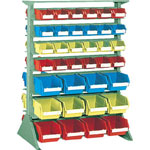 Container Rack (Double-Sided, Floor-Top Type)