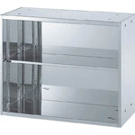 Stainless Steel Storage - Open Type
