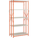Single Action Folding Steel Shelf, Single Action Rack