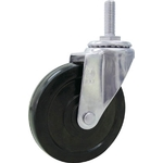 Stainless Steel Conductive Wagon (SUS304) - Replacement Casters