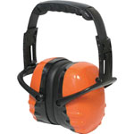 Earmuffs Foldable Type NRR Value 26 dB