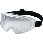 Safety Goggles Wide View Type Sealed Specifications