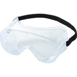 Safety Goggles Flat Lens / Sealed Type