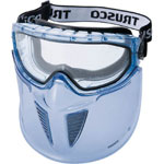 Goggles with Visor, Vent Valve Type