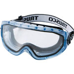 Safety Goggles Sealed / Soft Fit Double Lens Type