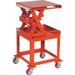 Work Bench Lifter, Manual Elevator Type with Frame