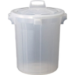 Semi-Transparent PP Pail (Round) Base Unit