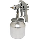 Spray Gun with Cup Set, Suction Type Nozzle Diameter (mm) φ1.5