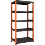 Medium Capacity Boltless Shelf Model TM3 (300 kg Type, Height 1,800 mm)