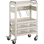 File Rabbit Wagon Filing Trolley (with A4 Size Drawers/Bookends)