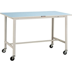 Light Work Bench with 75 mm Casters Average Load 90 kg / 180 kg