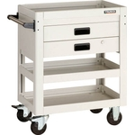 "Tool Wagon ""Dolphin"" (Rubber Caster 2 Drawer)"