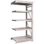 Heavy-Duty Bolted Shelf M10 (1,000 kg Type, 1,815 mm Height, 5-Level Type)